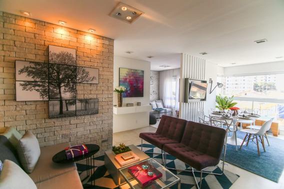 Apartamento À Venda, Vila Leopoldina, 41,31m², 1 Dormitório, 1 Vaga! Pronto Para Morar! - It47075