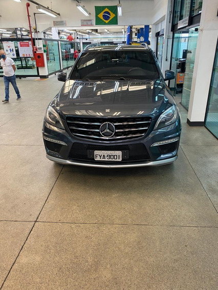 Mercedes-benz Classe Ml 63 Amg