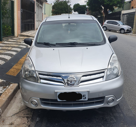 Nissan Livina 1.8 S Flex Aut. 5p 2013