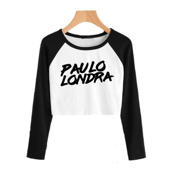 Remera Paulo Londra Pupera Moda