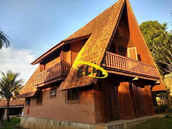 Casa Residencial À Venda, Jardim Ipês, Cotia - Ca3894. - Ca3894