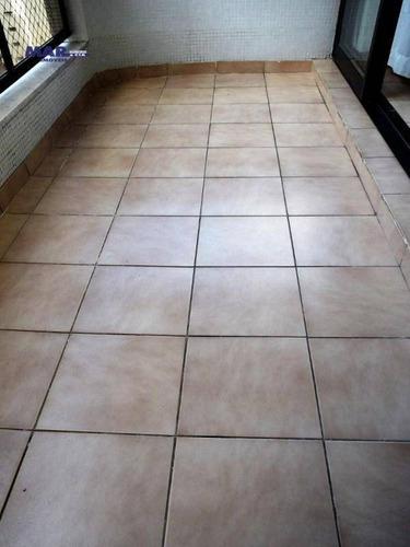 Imagem 1 de 12 de Apartamento Residencial À Venda, Centro, Guarujá - . - Ap9947