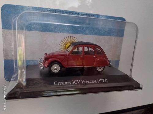 Lote Colección Autos Inolvidables Argentinos