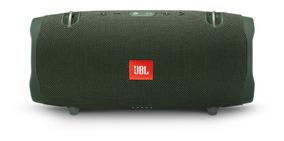 Caixa De Som Jbl Xtreme 2 Verde 40w Original Nfe Garantia