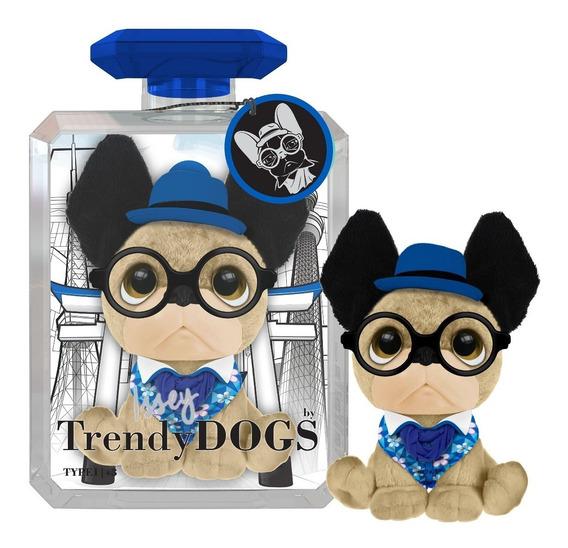 Trendy Dogs Issey Peluche Perro Perfumado Anteojos Intek
