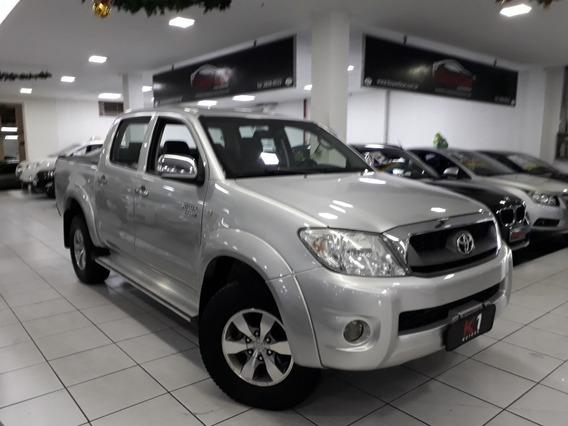 Toyota Hilux 2009 2.7 Vvt-i Sr Cab. Dupla 4x2 4p Mecanica