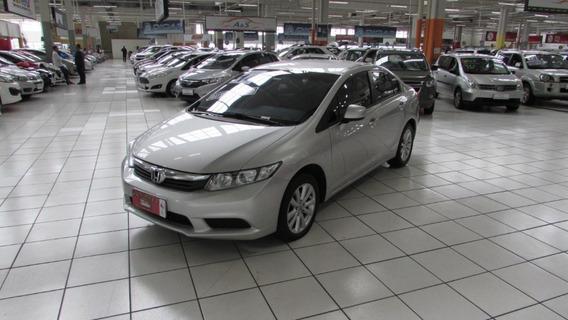 Civic Lxs 1.8 Automático Ano 2014