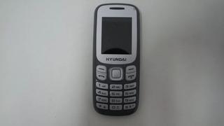 Celular Dual Chip Ek208 Cinza - Hyundai