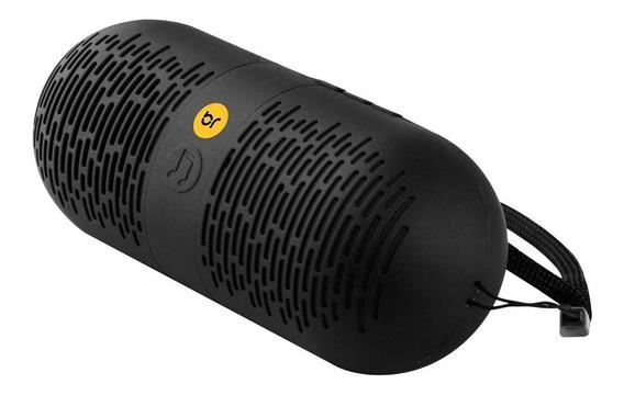 Caixa De Som Bluetooth Portátil 3w Bright