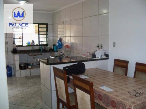 Casa À Venda, 150 M² Por R$ 380.000,00 - São Dimas - Piracicaba/sp - Ca0249