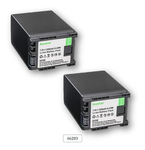 Imagen 1 de 2 de (2) Baterias Mod. 66203 Para Canon Bp-820