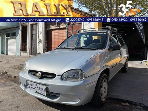 Chevrolet Corsa Full Año 2007 Full Financiamos 100%