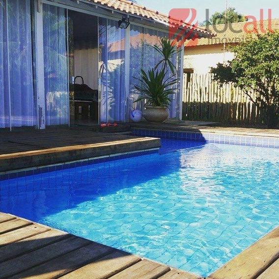Rancho Residencial À Venda, Condomínio Marina Bonita, Zacarias. - Ra0003