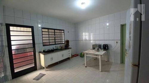 Casa Com 1 Dormitório À Venda, 145 M² - Parque Residencial Jundiaí - Jundiaí/sp - Ca1249
