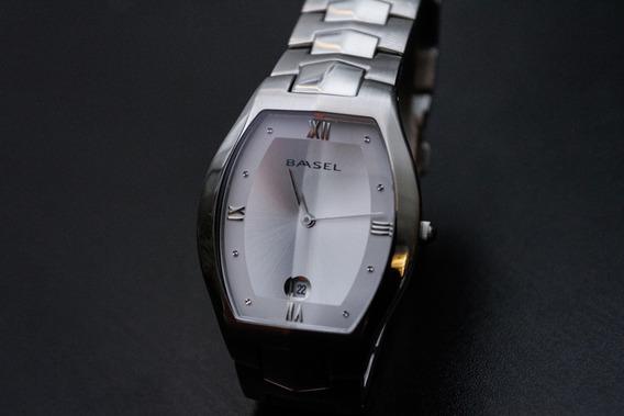 Reloj Suizo Basel Para Dama