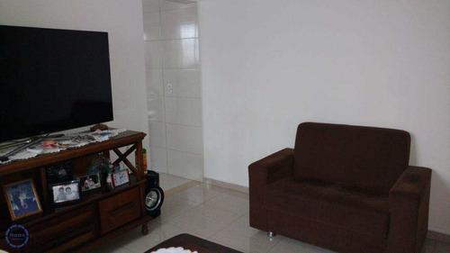 Casa Com 3 Dorms, Centro, São Vicente - R$ 470 Mil, Cod: 10133 - V10133