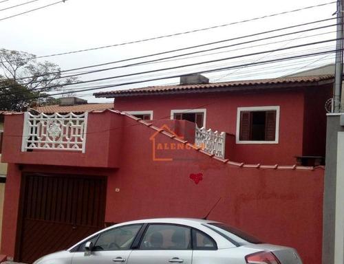 Sobrado Com 3 Dormitórios À Venda Por R$ 375.000,00 - Itaquera - São Paulo/sp - So0191