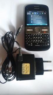Celular Nokia E5-00 Funcionando Perfeitamente Envio Já