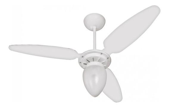 Ventilador de teto Ventisol Wind branco, 96cm de diâmetro 220V