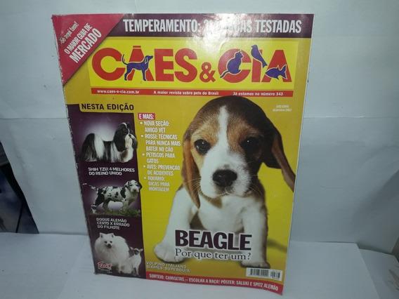 Livro Câes & Cia Beagle Por Que Ter Um?