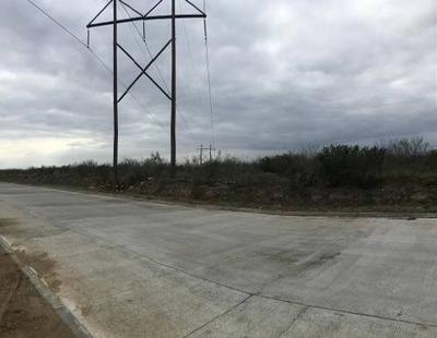 Venta De Terreno Con Uso Habitacional En Nuevo Laredo, Tamaulipas