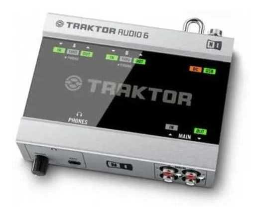 Audio 6 Traktor