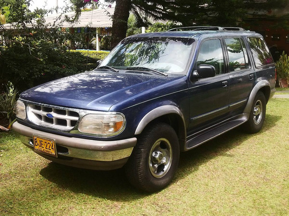 Ford Explorer Xlt Elite 1997
