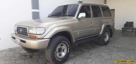 Toyota Burbuja Vx 4x4