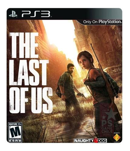 The Last Of Us Ps3 Físico! Local! Sb
