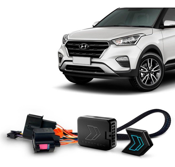 Módulo Acelerador Shiftpower Bluetooth Creta 16 17 2018 2019