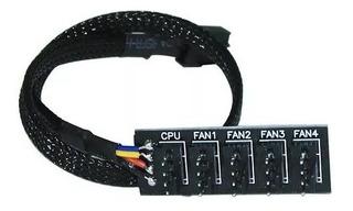Hub Ventilador Cpu 4x 5 Molex Tx4 Pwm
