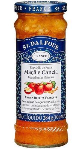 Geleia Francesa St. Dalfour Maça E Canela 284g