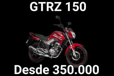 Kenton Gtrz 150cc Y 200cc