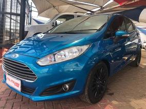 Ford New Fiesta Titanium 1.6 16v(flex) - 2014