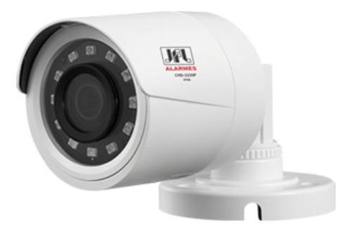 Camera Bullet Chd-1230p 1mp 720p Lente 2,8mm Ip66 Jfl