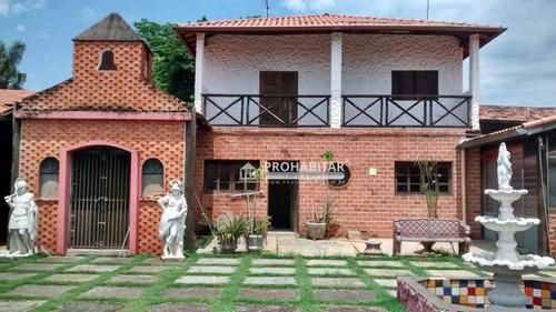 Chácara À Venda, 3315 M² Por R$ 1.500.000,00 - Vila Maia - Iperó/sp - Ch0182