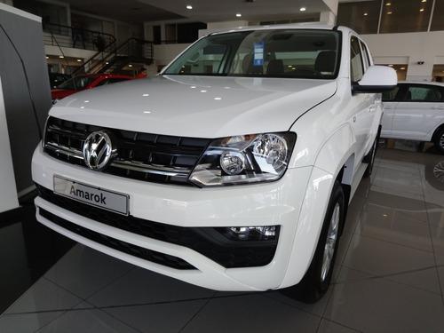 Volkswagen Amarok 180cv Comfortline  At 4x2 Gris(migi)