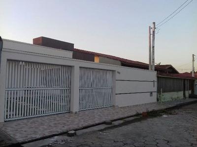 Casa Escriturada Em Itanhaém Lado Praia Com 300m² Ref 3127