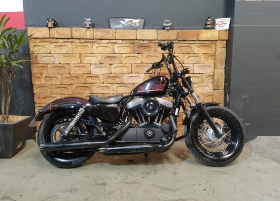 Harley Davidson Sporster Forty Eight 2014