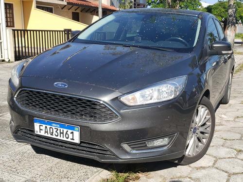 Ford Focus 2016 2.0 Se Flex Powershift 4p