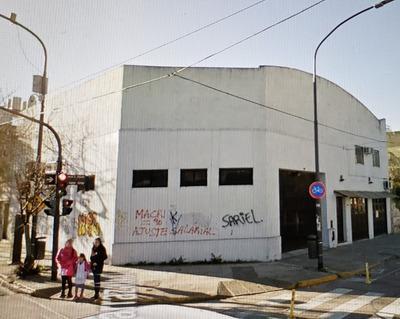 Galpon Y/o Fondo De Comercio Taller De Bordados Industrial.