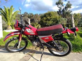 Honda Xl 125 Modelo 1997 Perfecto Estado