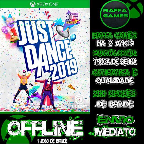 Just Dance 2019 Xbox One Digital Offline + Brinde