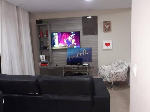 Apartamento Residencial À Venda, Vila Aricanduva, São Paulo. - Ap0440