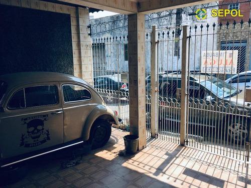 Sobrado Com 4 Dormitórios À Venda Por R$ 450.000,01 - Vila Nova York - São Paulo/sp - So0246