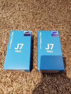 Celular Samsung J7 Neo, Dual Sim, 16gb, Con Caja,