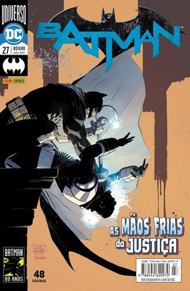 Batman 3ª Série 27, 28 Panini