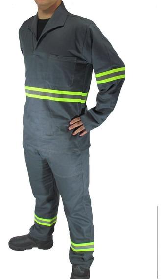 Uniforme Calça E Camisa Resistente P/ Trabalho Pesado