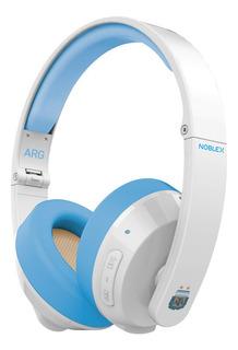 Auricular Bluetooth 1.20mts Noblex Hp2018 Afa Selección Arge