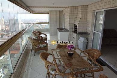 Apartamento Residencial À Venda, Campo Da Aviação, Praia Grande. - Ap8002